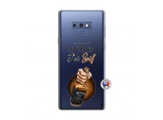 Coque Samsung Galaxy Note 9 Je Peux Pas J Ai Soif