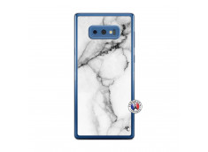 Coque Samsung Galaxy Note 9 White Marble Translu