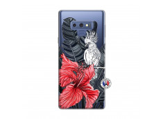 Coque Samsung Galaxy Note 9 Papagal