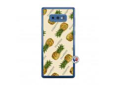 Coque Samsung Galaxy Note 9 Sorbet Ananas Translu