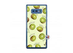 Coque Samsung Galaxy Note 9 Sorbet Kiwi Translu