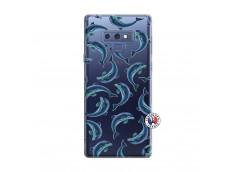 Coque Samsung Galaxy Note 9 Dolphins