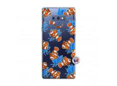 Coque Samsung Galaxy Note 9 Poisson Clown