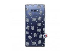 Coque Samsung Galaxy Note 9 Petits Hippos