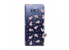 Coque Samsung Galaxy Note 9 Petits Moutons