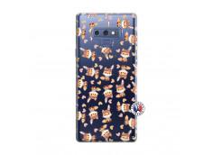 Coque Samsung Galaxy Note 9 Petits Renards