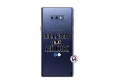 Coque Samsung Galaxy Note 9 Rien A Foot Allez Auxerre