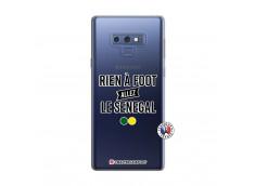 Coque Samsung Galaxy Note 9 Rien A Foot Allez Le Senegal