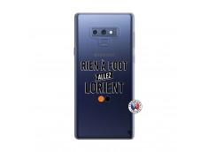 Coque Samsung Galaxy Note 9 Rien A Foot Allez Lorient