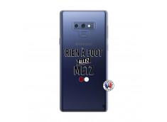 Coque Samsung Galaxy Note 9 Rien A Foot Allez Metz