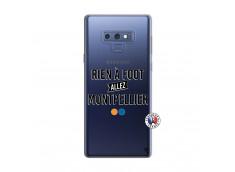 Coque Samsung Galaxy Note 9 Rien A Foot Allez Montpellier