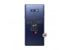 Coque Samsung Galaxy Note 9 Rien A Foot Allez Nice