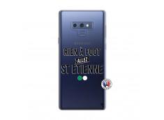 Coque Samsung Galaxy Note 9 Rien A Foot Allez St Etienne