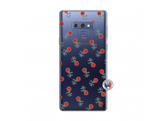 Coque Samsung Galaxy Note 9 Rose Pattern