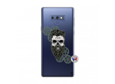 Coque Samsung Galaxy Note 9 Skull Hipster