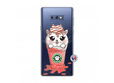 Coque Samsung Galaxy Note 9 Catpucino Ice Cream