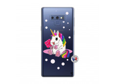 Coque Samsung Galaxy Note 9 Sweet Baby Licorne