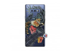 Coque Samsung Galaxy Note 9 Leopard Tree
