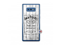 Coque Samsung Galaxy Note 9 White Old Jack Translu