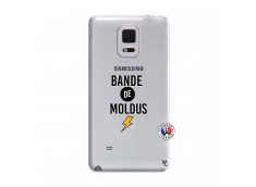 Coque Samsung Galaxy Note Edge Bandes De Moldus