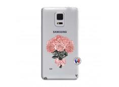 Coque Samsung Galaxy Note Edge Bouquet de Roses