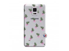 Coque Samsung Galaxy Note Edge Cactus Pattern