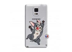 Coque Samsung Galaxy Note Edge Dog Impact