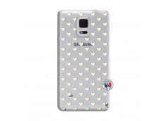 Coque Samsung Galaxy Note Edge Little Hearts