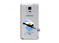 Coque Samsung Galaxy Note Edge Coupe du Monde Rugby-Argentine