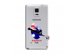 Coque Samsung Galaxy Note Edge Coupe du Monde Rugby-Australia
