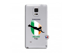 Coque Samsung Galaxy Note Edge Coupe du Monde Rugby-Ireland