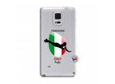Coque Samsung Galaxy Note Edge Coupe du Monde Rugby-Italy