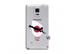 Coque Samsung Galaxy Note Edge Coupe du Monde Rugby-Japan