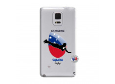 Coque Samsung Galaxy Note Edge Coupe du Monde Rugby-Samoa