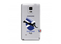 Coque Samsung Galaxy Note Edge Coupe du Monde Rugby-Scotland