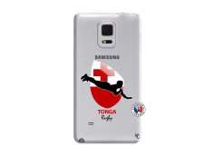 Coque Samsung Galaxy Note Edge Coupe du Monde Rugby-Tonga