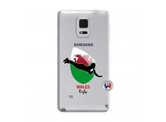 Coque Samsung Galaxy Note Edge Coupe du Monde Rugby-Walles