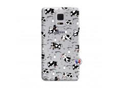 Coque Samsung Galaxy Note Edge Cow Pattern