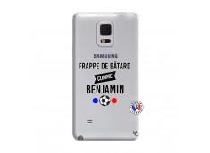 Coque Samsung Galaxy Note Edge Frappe De Batard Comme Benjamin