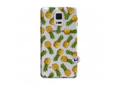 Coque Samsung Galaxy Note Edge Ananas Tasia