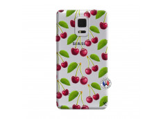 Coque Samsung Galaxy Note Edge oh ma Cherry