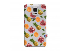 Coque Samsung Galaxy Note Edge Fruits de la Passion