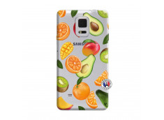 Coque Samsung Galaxy Note Edge Salade de Fruits