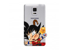 Coque Samsung Galaxy Note Edge Goku Impact