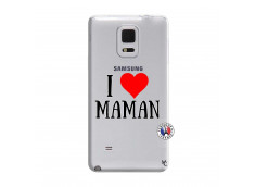 Coque Samsung Galaxy Note Edge I Love Maman