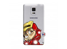 Coque Samsung Galaxy Note Edge Iron Impact