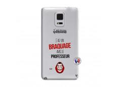 Coque Samsung Galaxy Note Edge J Peux Pas J Ai Un Braquage Avec Le Professeur