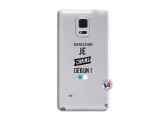 Coque Samsung Galaxy Note Edge Je Crains Degun