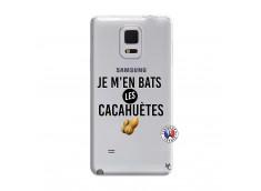 Coque Samsung Galaxy Note Edge Je M En Bas Les Cacahuetes