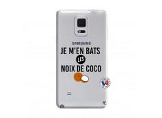 Coque Samsung Galaxy Note Edge Je m'en bats Les Noix De Coco